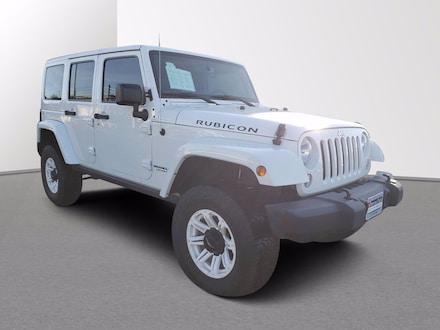 2015 Jeep Wrangler Unlimited Rubicon 4WD  Rubicon