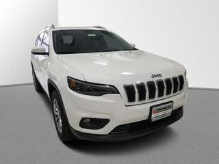2020 Jeep Cherokee LATITUDE PLUS 4X4 Sport Utility