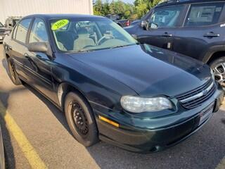 2003 Chevrolet Malibu Sedan