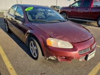 2001 Dodge Stratus SE Sedan