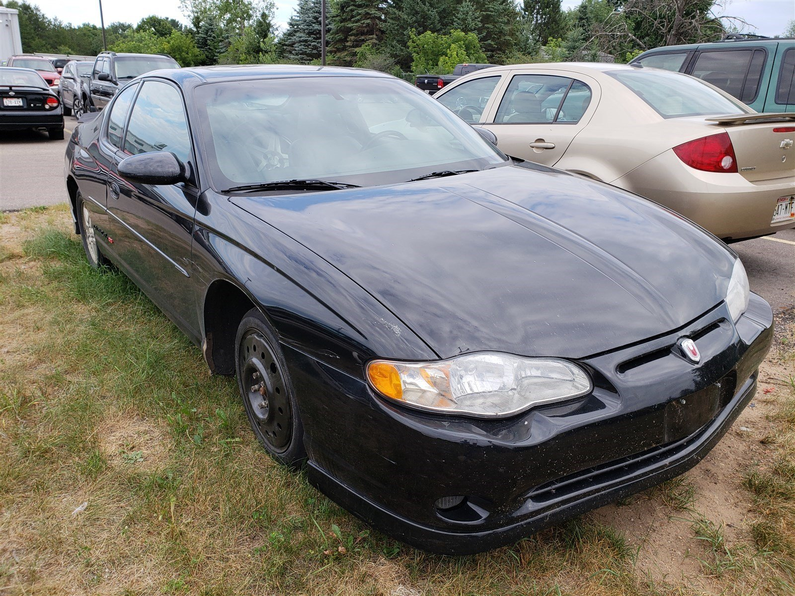 2001 Chevrolet Monte Carlo SS Coupe