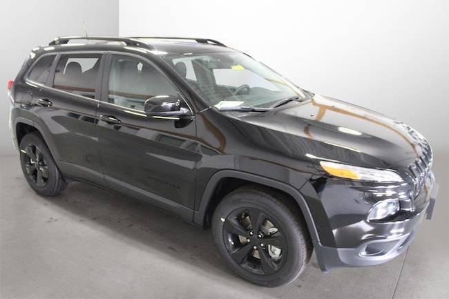 2018 Jeep Cherokee LIMITED 4X4 Sport Utility