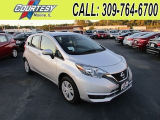 New 2017 Nissan Versa Note S Plus Hatchback 3N1CE2CP7HL382029 For Sale/Lease Moline, IL