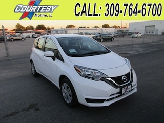 New 2017 Nissan Versa Note S Plus Hatchback 3N1CE2CPXHL380680 For Sale/Lease Moline, IL