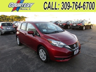New 2017 Nissan Versa Note S Plus Hatchback 3N1CE2CP3HL382142 For Sale/Lease Moline, IL