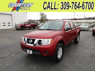 New 2017 Nissan Frontier SV Truck Crew Cab 1N6AD0EV6HN709959 For Sale/Lease Moline, IL