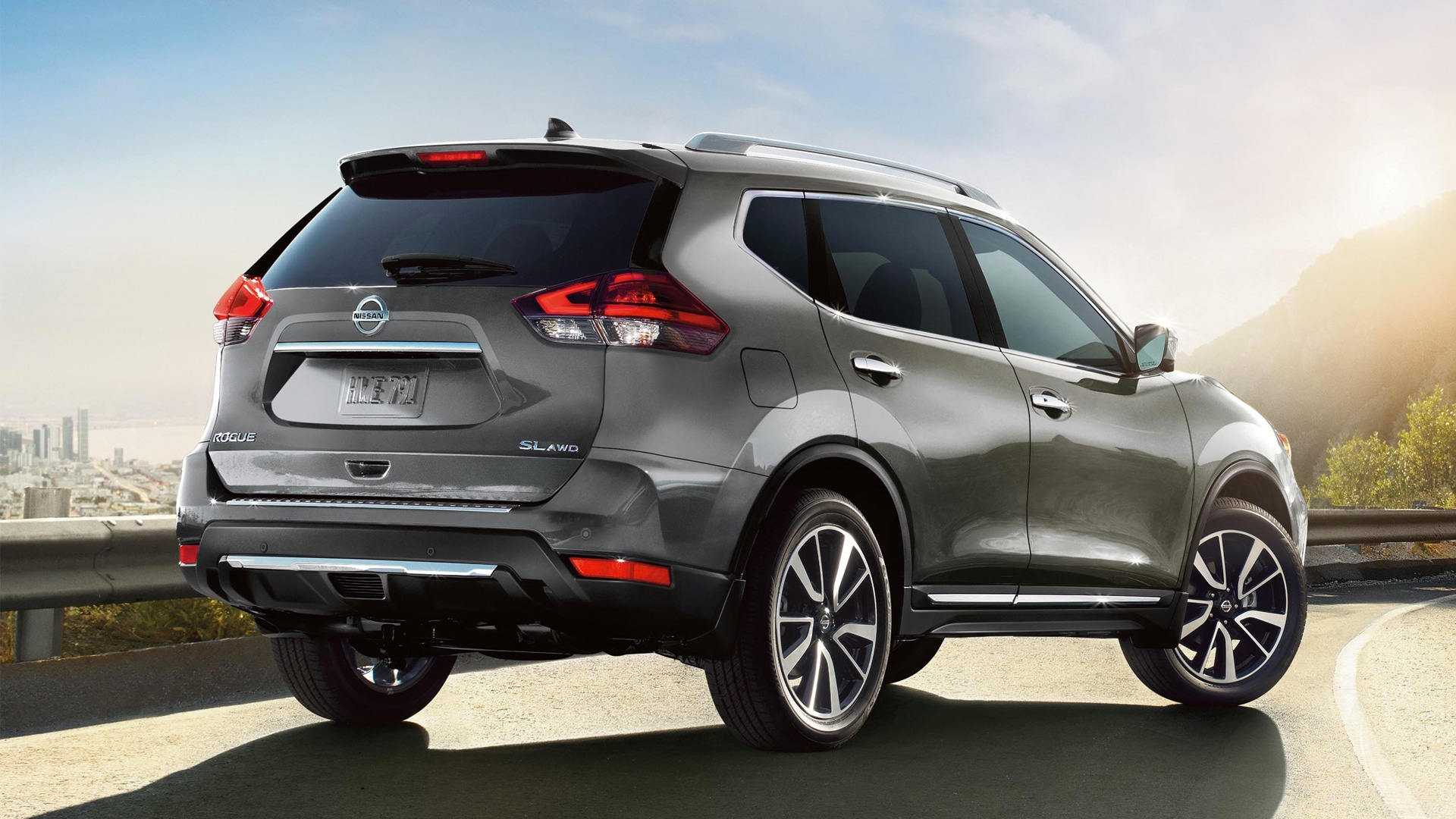 2020 Nissan Rogue At Courtesy Nissan