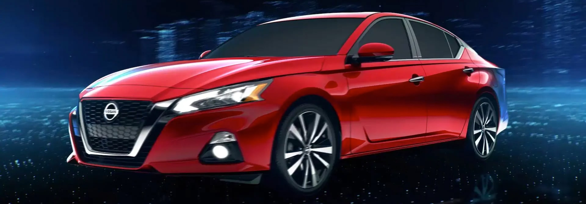 2020 Nissan Altima At Courtesy Nissan
