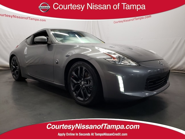 2015 Nissan 370Z Base Coupe