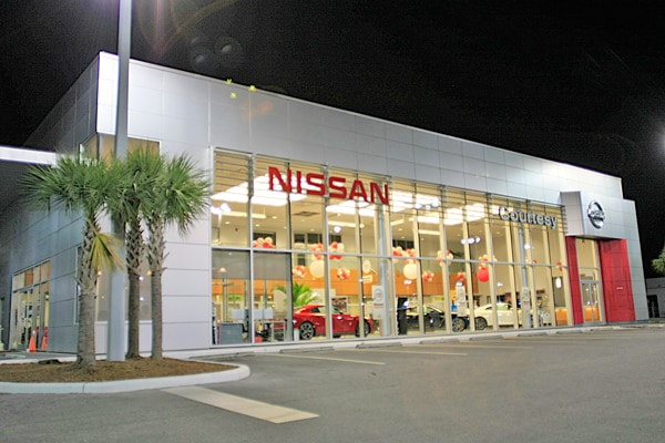 Nissan Dealership Serving Wesley Chapel Brandon Tampa Bay