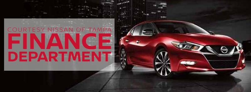 Tampa Nissan Auto Financing   Tampa Wesley ChapelAuto Loans