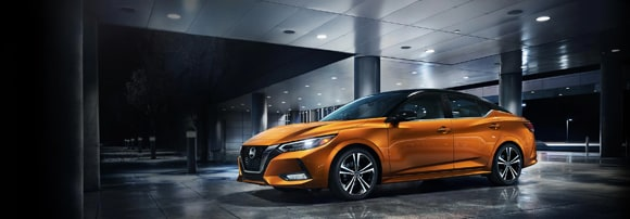 2020 Nissan Sentra At Courtesy Nissan