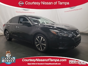 2016 Nissan Altima 2.5 SR Sedan