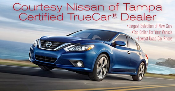 Truecar Used Cars >> Courtesy Nissan Of Tampa New Nissan Dealership In Tampa