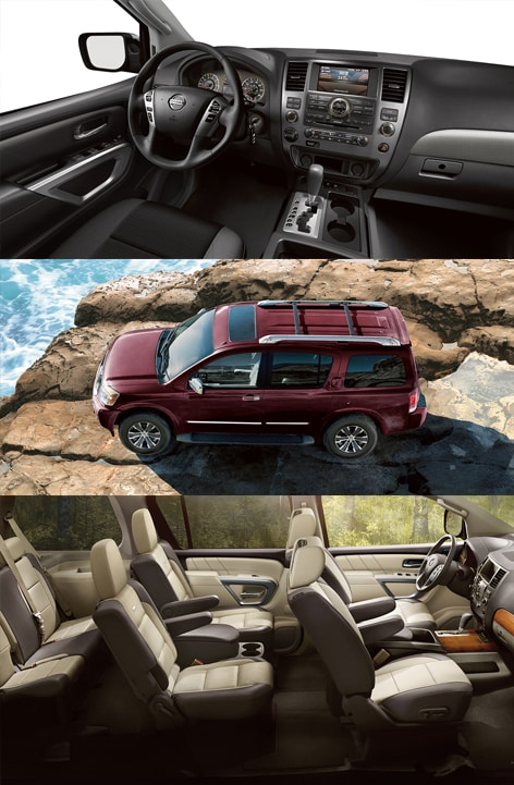 Cool Nissan Armada Interior HD - Luxury nissan pathfinder captain chairs Trending