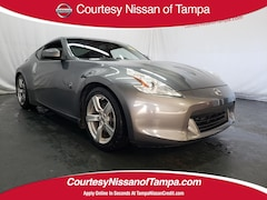2012 Nissan 370Z Base (A7) Coupe