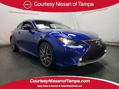 2015 LEXUS RC 350 Base (A8) Coupe