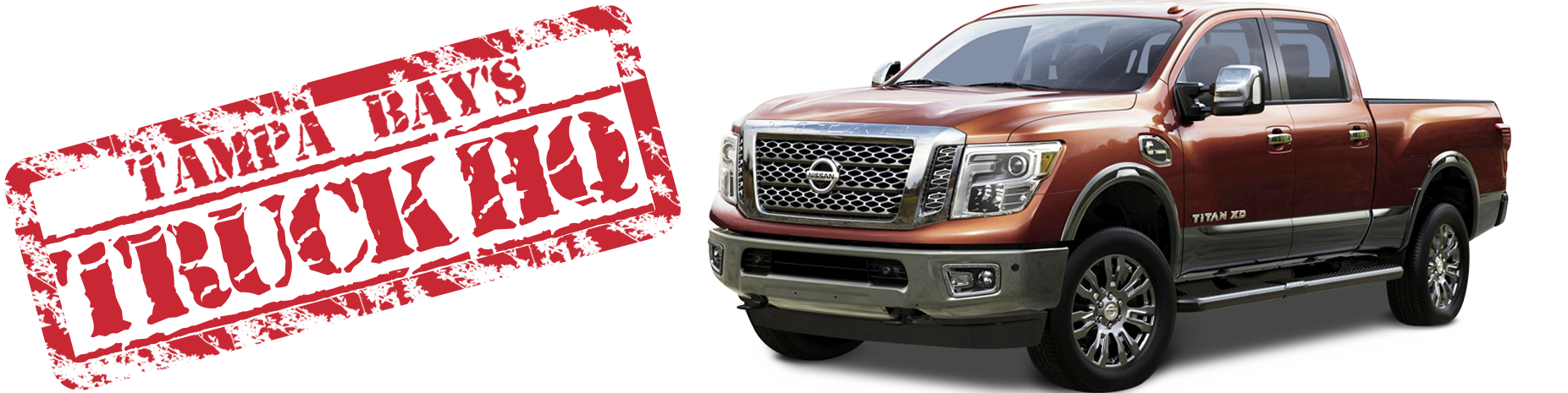 Nissan Trucks | Nissan Titan and Frontier in Tampa FL
