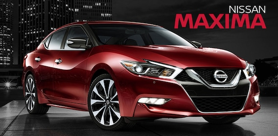 New Nissan Maxima for Sale | Used Nissan Maxima for Sale