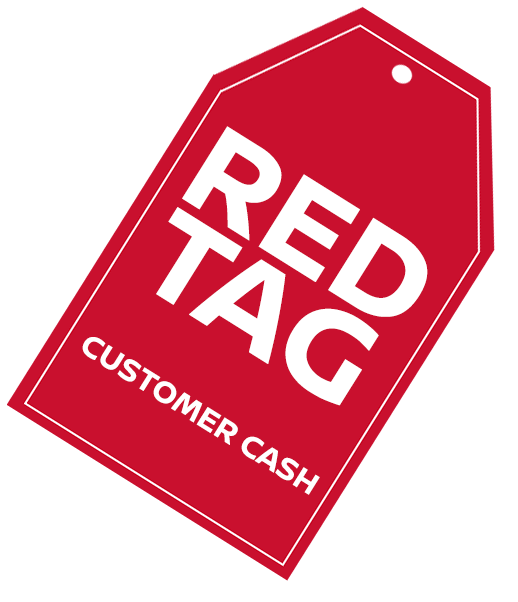 Red Tag Truck Event At Courtesy Nissan