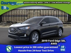 2019 Ford Edge SEL Crossover for sale in Okemos