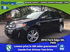 2013 Ford Edge SEL SUV for sale in Okemos