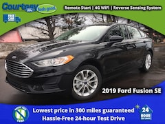 2019 Ford Fusion SE Sedan for sale in Okemos