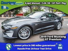 2019 Ford Mustang GT Premium Coupe for sale in Okemos