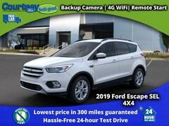 2019 Ford Escape SEL SUV for sale in Okemos