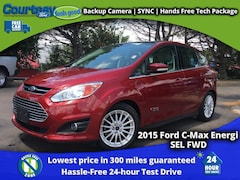 2015 Ford C-Max Energi SEL Hatchback for sale in Okemos