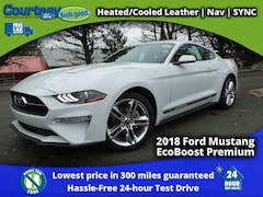 2018 Ford Mustang Ecoboost Premium Coupe for sale in Okemos