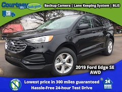 2019 Ford Edge SE Crossover for sale in Okemos