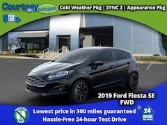2019 Ford Fiesta SE Hatchback for sale in Okemos