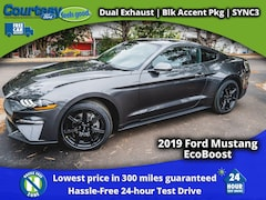 2019 Ford Mustang Ecoboost Coupe for sale in Okemos