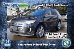 2014 Ford Edge Limited SUV for sale in Okemos