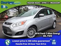 2016 Ford C-Max Energi SEL Hatchback for sale in Okemos