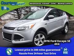 2016 Ford Escape SE SUV for sale in Okemos