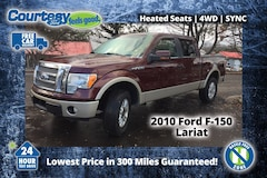 2010 Ford F-150 Lariat Crew Cab Truck for sale in Okemos