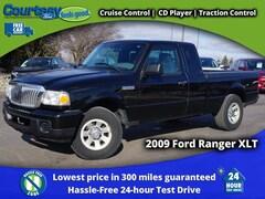 2009 Ford Ranger XLT Extended Cab Long Bed Truck