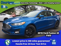 2019 Ford Fusion SE Sedan for sale in Okemos