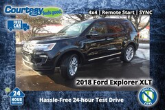 2018 Ford Explorer XLT SUV for sale in Okemos
