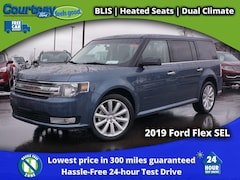 2019 Ford Flex SEL Crossover for sale in Okemos