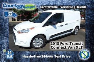 2018 Ford Transit Connect XLT Cargo Van Truck