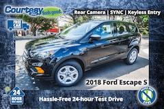 2018 Ford Escape S SUV for sale in Okemos