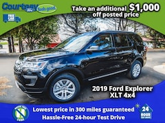 2019 Ford Explorer XLT SUV for sale in Okemos