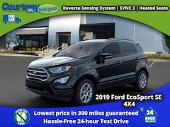 2019 Ford EcoSport SE SUV for sale in Okemos