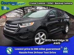 2015 Ford Edge SE SUV for sale in Okemos
