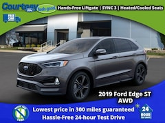 2019 Ford Edge ST Crossover for sale in Okemos