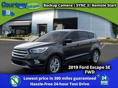 2019 Ford Escape SE SUV for sale in Okemos