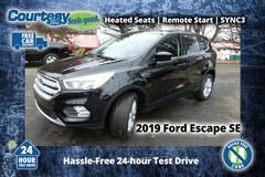 2019 Ford Escape SE SUV for sale in Okemos